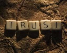 I I I I TRUST MY MAN
