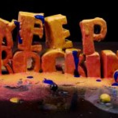 KEEP ROCKIN & ROLLIN